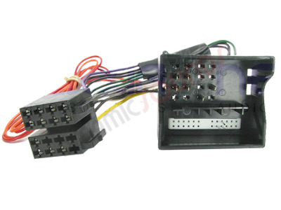 pc9 417 quadlock amplified stereo wiring harness adaptor. Black Bedroom Furniture Sets. Home Design Ideas