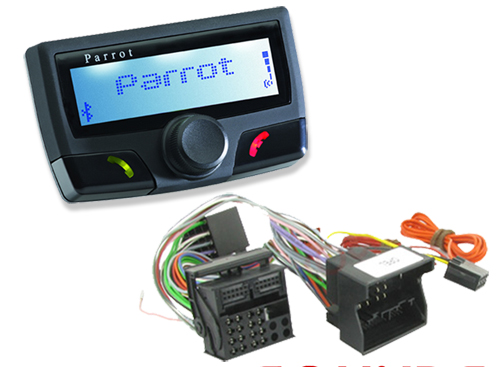w ck3100 sot 122s vauxhall combo parrot bluetooth handsfree car kit with sot lead ebay parrot hands free wiring diagram ck3100 at bakdesigns.co