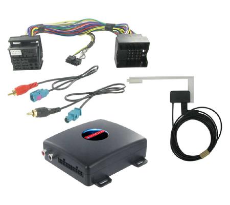 autodab dab digital radio schnittstelle adapter f r. Black Bedroom Furniture Sets. Home Design Ideas