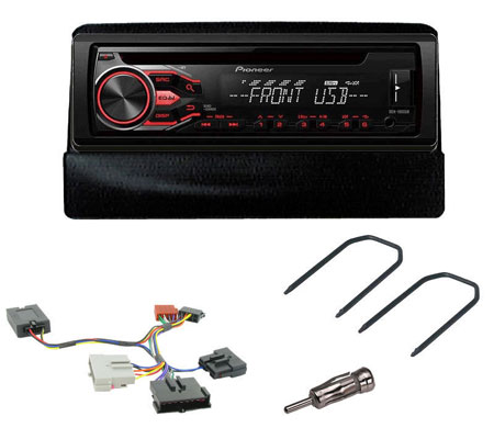 How To Connect Mp Player To Old Car Stereo