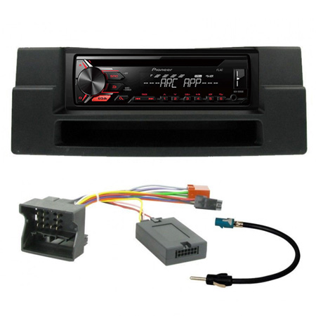 bmw 5 series e39 x5 stereo fitting kit pioneer deh. Black Bedroom Furniture Sets. Home Design Ideas