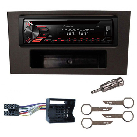 ford mondeo mk3 2003 2007 fitting kit pioneer deh. Black Bedroom Furniture Sets. Home Design Ideas