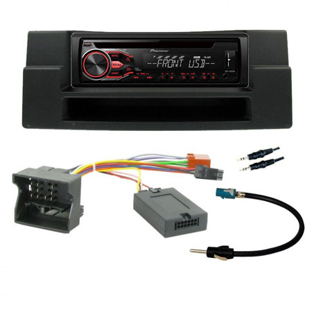Car Stereo Harness Kits on pioneer radio harness adapter diagram