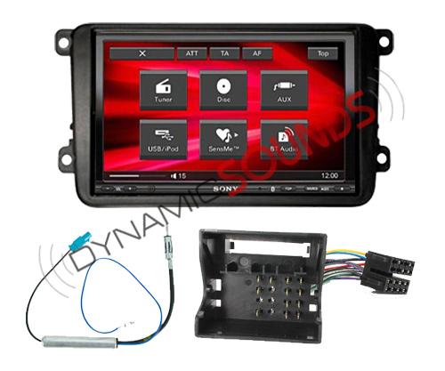 Sony Car Stereo Wiring Harness Converter : Sony car stereo wiring harness converter