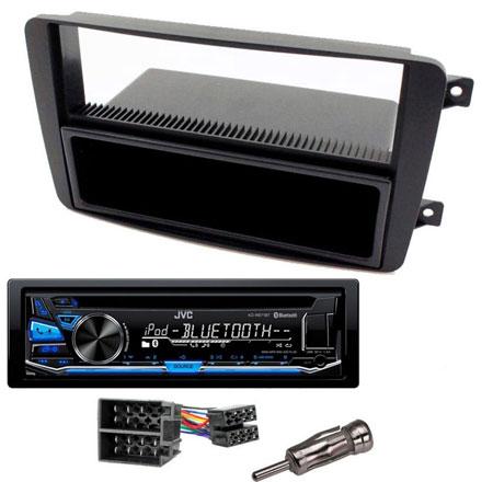 mercedes clk fitting kit jvc kd r871bt car cd mp3. Black Bedroom Furniture Sets. Home Design Ideas