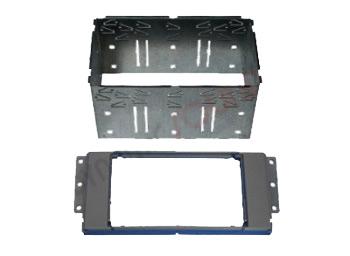double din fascia panel kit for land rover freelander 2. Black Bedroom Furniture Sets. Home Design Ideas
