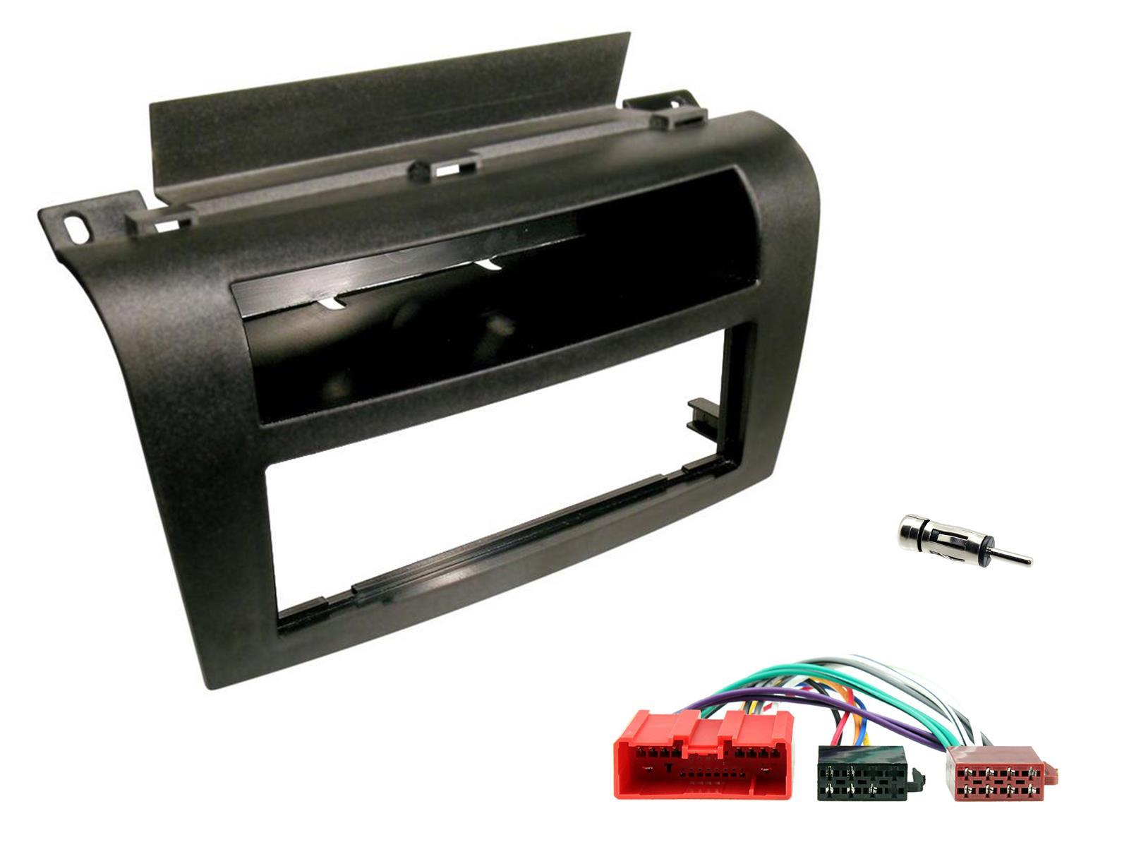 CTKMZ01-ISO Single Din Fascia Fitting Kit for Mazda 3 2005-2009
