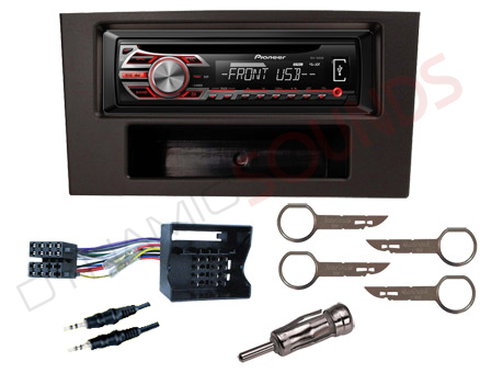 diy ford car radio and speaker removal how to remove ford autos post