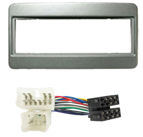 Car Stereo Fitting Kit Fascia Facia  U0026 Wiring Kit For