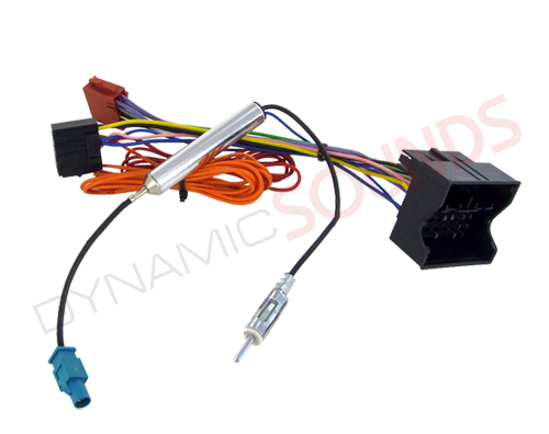 Vauxhall Combo Wiring Harness
