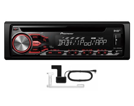 Can you hook up an amp to stock radio