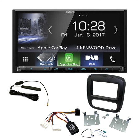KENWOOD DNN9150DAB Multimedia Receiver Bluetooth Driver Download