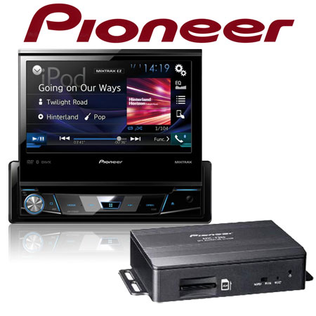 pioneer avh x7800bt flip motorised screen cd dvd bt usb. Black Bedroom Furniture Sets. Home Design Ideas