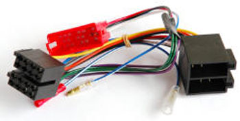 PC9 401 wiring harness adaptor half amplified iso lead for audi a2 a3 a4 pc9-401 wiring diagram at n-0.co