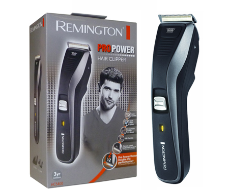 remington hc5400 mens pro power titanium hair beard clipper trimmer usb charging ebay. Black Bedroom Furniture Sets. Home Design Ideas