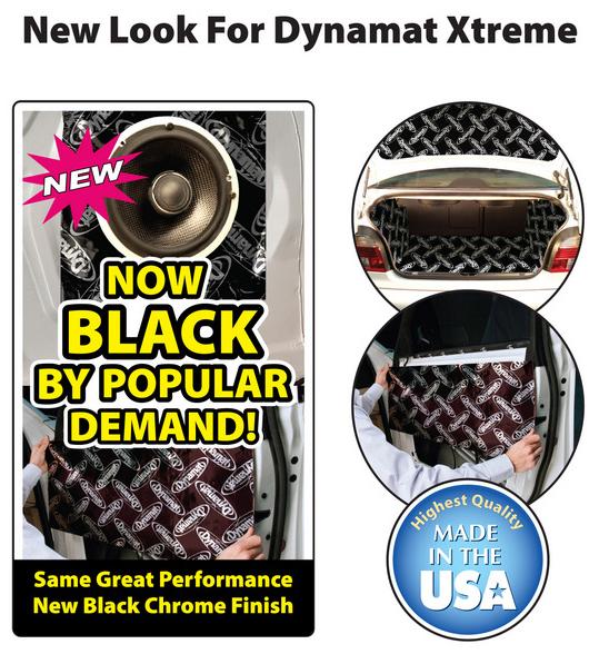 Dynamat Xtreme Extreme Bulk Kit 40sqft Sound Deadening 10