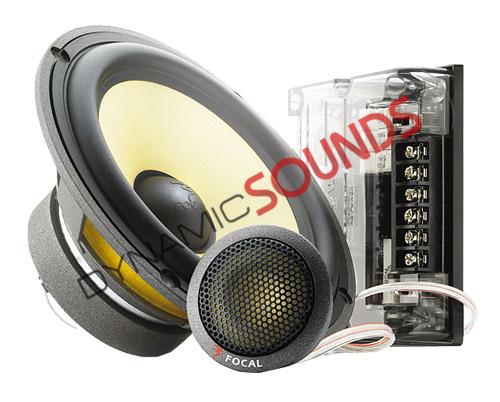 Skar Audio SPX-65C 2-Way Performance Component Speaker