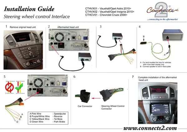 insignia car amplifier wiring diagram steering control+reverse sensor stereo replacement adaptor ...