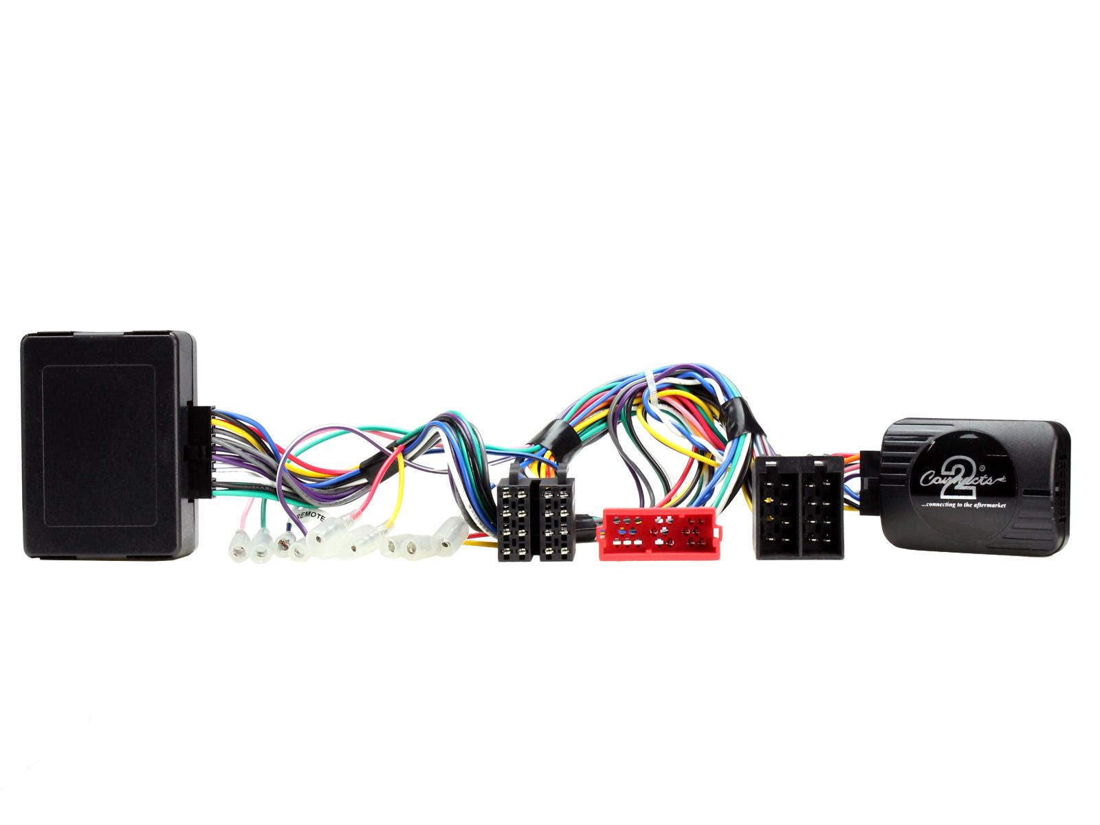 Volante control remoto adaptador SWC para Opel Zafira B a partir de 2004 Pioneer