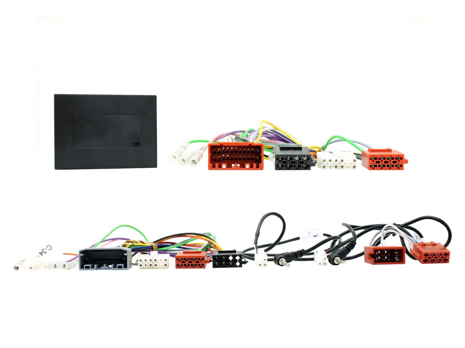 Volante control remoto conexión adaptador para Pioneer Jeep Commander 2006-2010