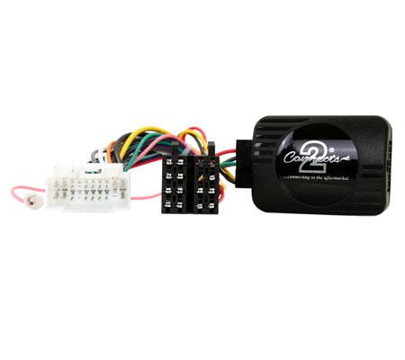 Incluye cable Se conecta al 2 CTSSZ001 Suzuki Swift//Grand Vitara 2005 adaptador para Control desde volante