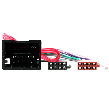 ct20cd01 car stereo iso wiring harness adaptor lead for. Black Bedroom Furniture Sets. Home Design Ideas