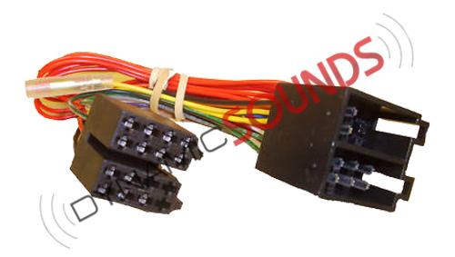 w peugeot PC2 32 4 pc2 32 4 wiring harness adaptor loom for peugeot 206,307,406, 607 peugeot 307 stereo wiring harness at virtualis.co