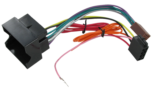 Vauxhall Meriva Wiring Harness : Ct vx radio wiring harness adaptor iso for vauxhall